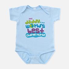 Charge Nurse Gifts for Kids Infant Bodysuit