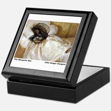 The Mosquito Net by Sargent Keepsake Box