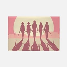 Cowgirls Magnets