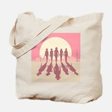 Cowgirls Tote Bag