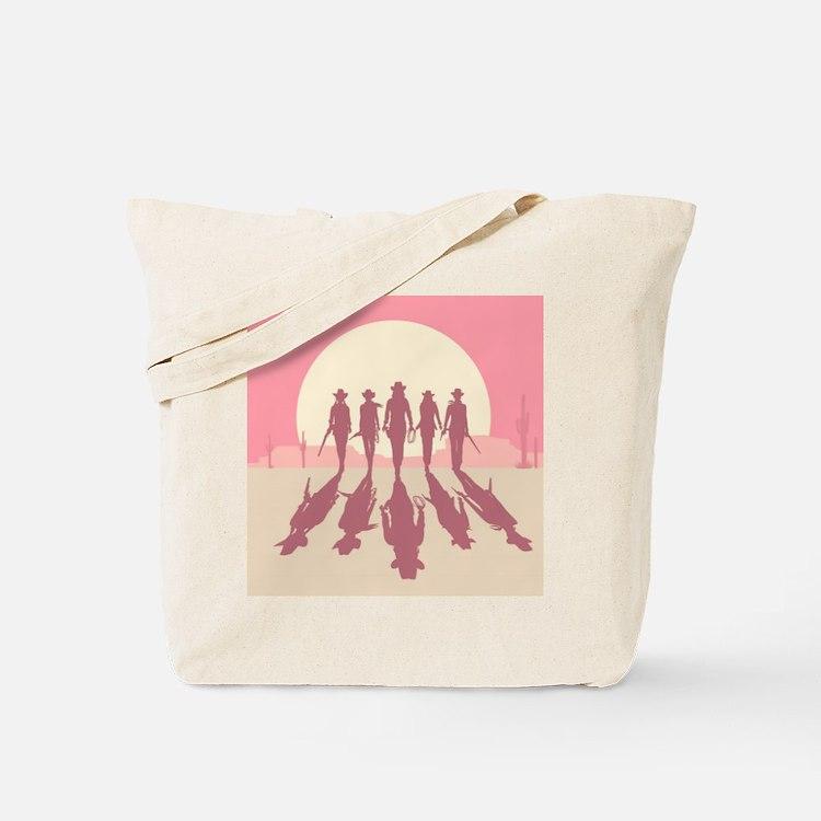 Cowgirls Tote Bag