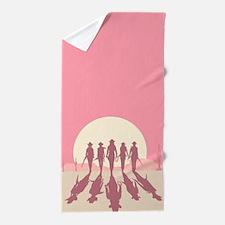 Cowgirls Beach Towel