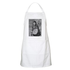 Decorating BBQ Apron