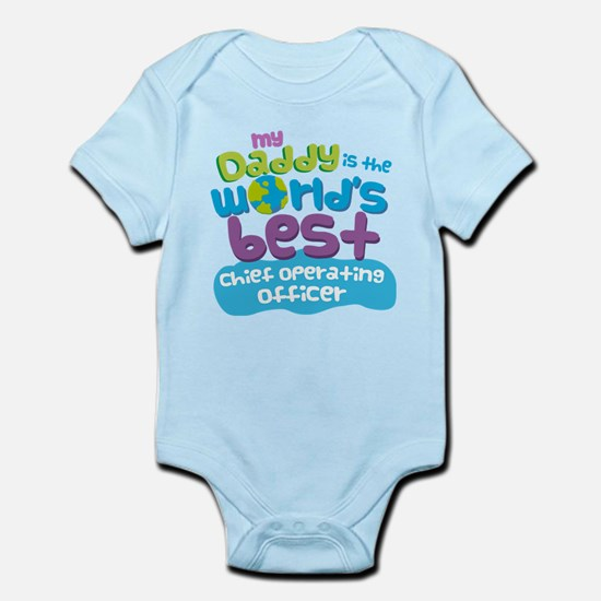 Chief Operating Officer Gifts for Infant Bodysuit