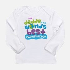 Chiropractor Gifts for Long Sleeve Infant T-Shirt
