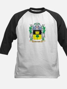 Kaiser Coat of Arms - Family Crest Baseball Jersey