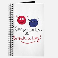 Keep Calm Acting Journal