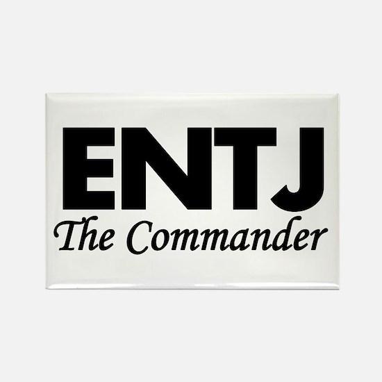 ENTJ | The Commander Magnets