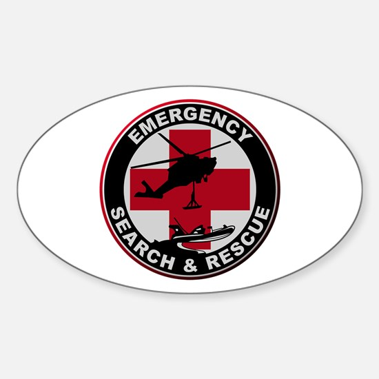 Emergency Rescue Decal