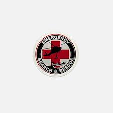 Emergency Rescue Mini Button