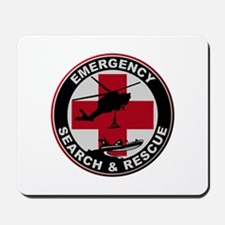 Emergency Rescue Mousepad