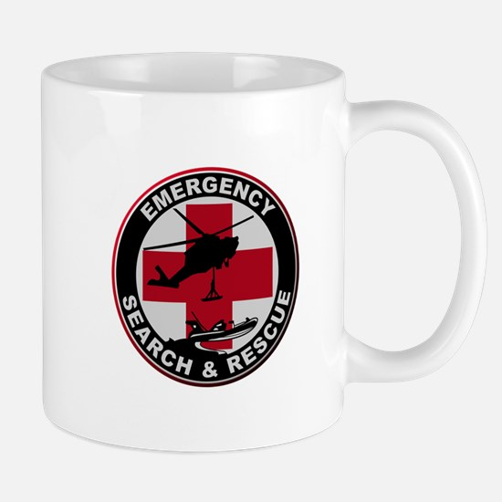 Emergency Rescue Mugs