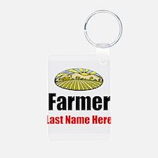 Farmer Keychains
