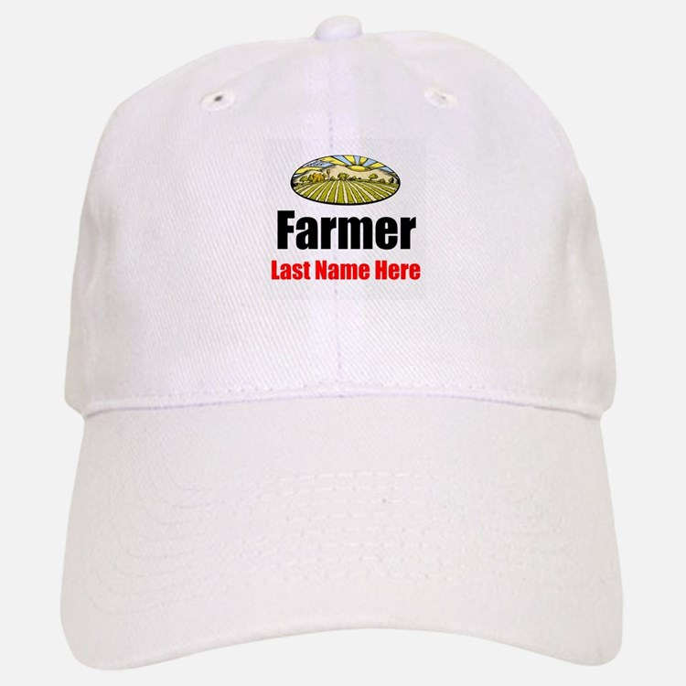 Farmer Baseball Baseball Baseball Cap