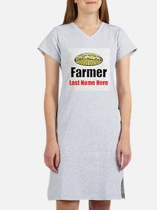 Farmer Women's Nightshirt