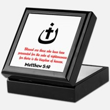 Persecuted Keepsake Box