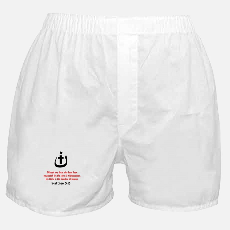 Persecuted Boxer Shorts