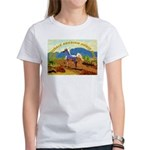 AFTM Scottsdale Arabian Horse Women's T-Shirt
