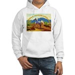 AFTM Scottsdale Arabian Horse Hooded Sweatshirt