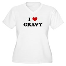 I Love GRAVY T-Shirt