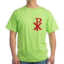 Pocket Chi Rho - T-Shirt