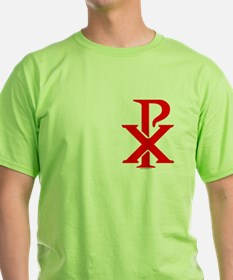 Pocket Chi Rho - T-Shirt