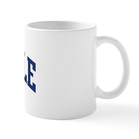 CARLISLE design (blue) Mug