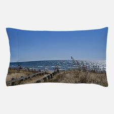 Beach walkway Pillow Case