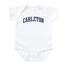 CARLETON design (blue) Infant Bodysuit