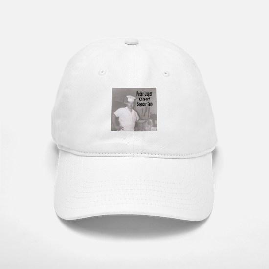 Chef Seymour Karp Baseball Baseball Cap