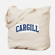 CARGILL design (blue) Tote Bag