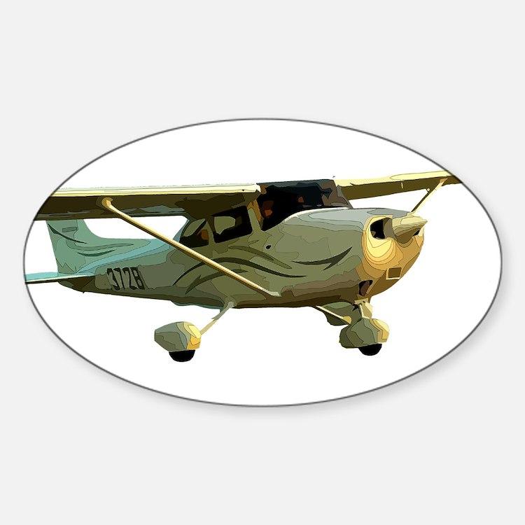 Cessna 172 Skyhawk Decal