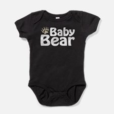 Cute Baby bear Baby Bodysuit