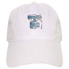 Blue Honeymoon Maui Baseball Cap