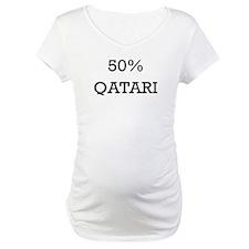 50% Qatari Shirt