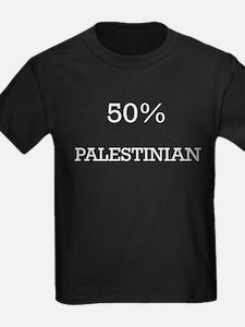 50% Palestinian T