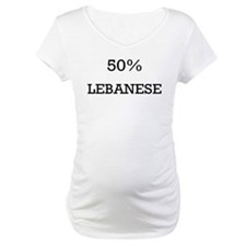 50% Lebanese Shirt