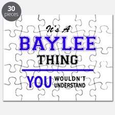 It's BAYLEE thing, you wouldn't understand Puzzle