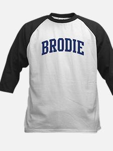 BRODIE design (blue) Tee