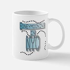 Blue Honeymoon NYC Mug