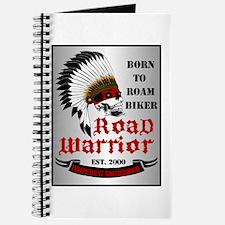 Born To Roam Road Warrior Journal