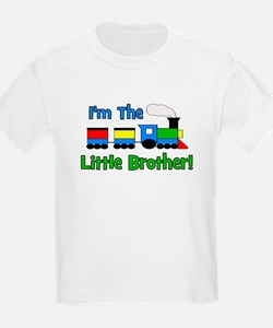 Little Brother TRAIN T-Shirt