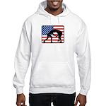American Wrestling Hooded Sweatshirt
