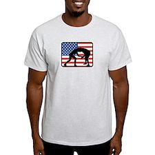 American Wrestling T-Shirt