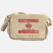 Mothers Day Rose Bouquet to Customiz Messenger Bag