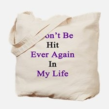 Funny Survivor domestic violence Tote Bag