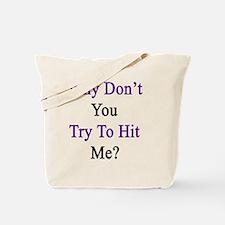 Cool Survivor domestic violence Tote Bag