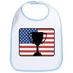 American Winner Bib