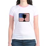 American Winner Jr. Ringer T-Shirt