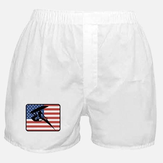 American Windsurfing Boxer Shorts